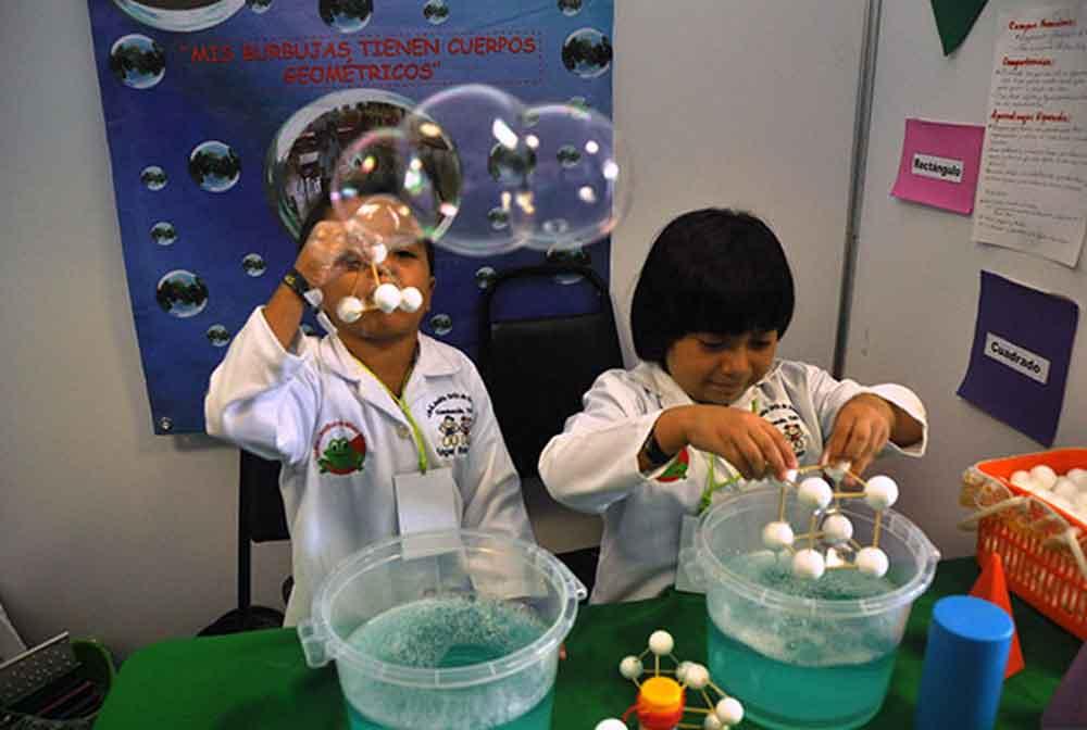 """Invitan a disfrutar las """"Probaditas de Ciencia"""" en Museo El Trompo"""