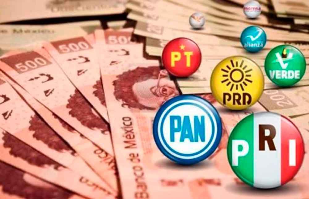 Jalisco, el primer estado en recortar dinero a partidos