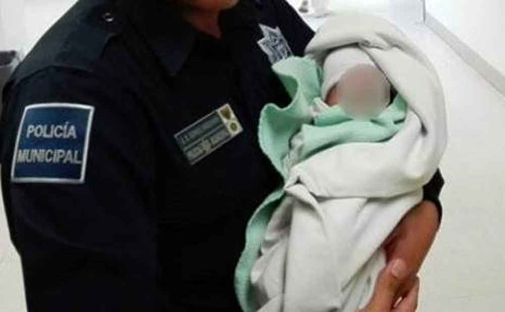 Abandonan a recién nacida en Hospital de Tijuana