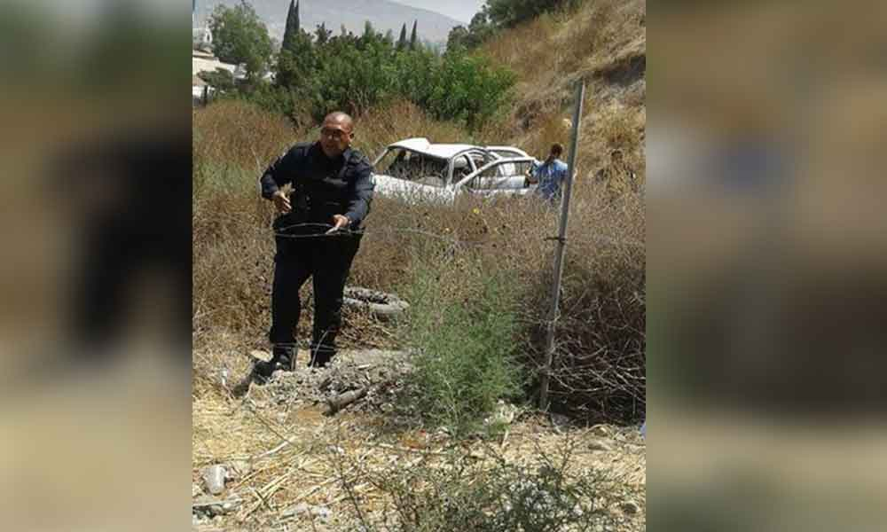 Mujer pierde el control de su vehículo atropellando a tres estudiantes en Tijuana