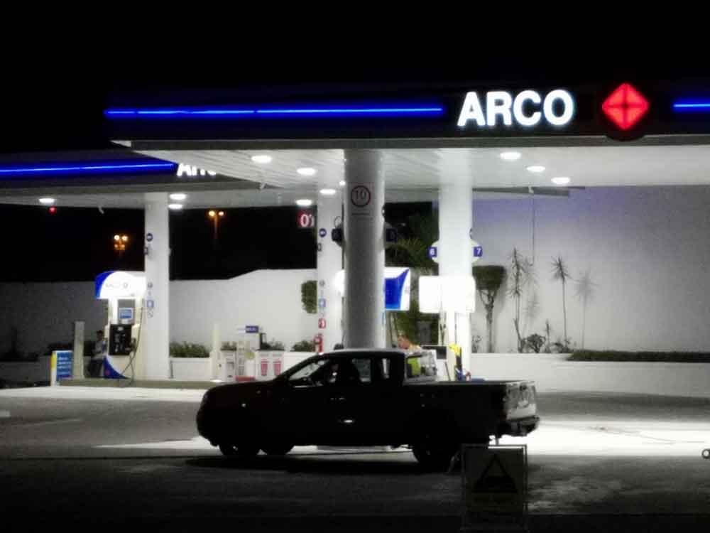 Resultado de imagen para logotipo de gasolinas arco