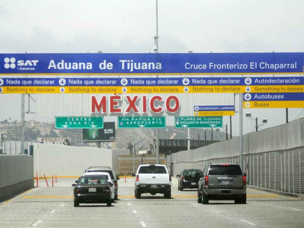 Modernización de aduanas proyectará a Baja California