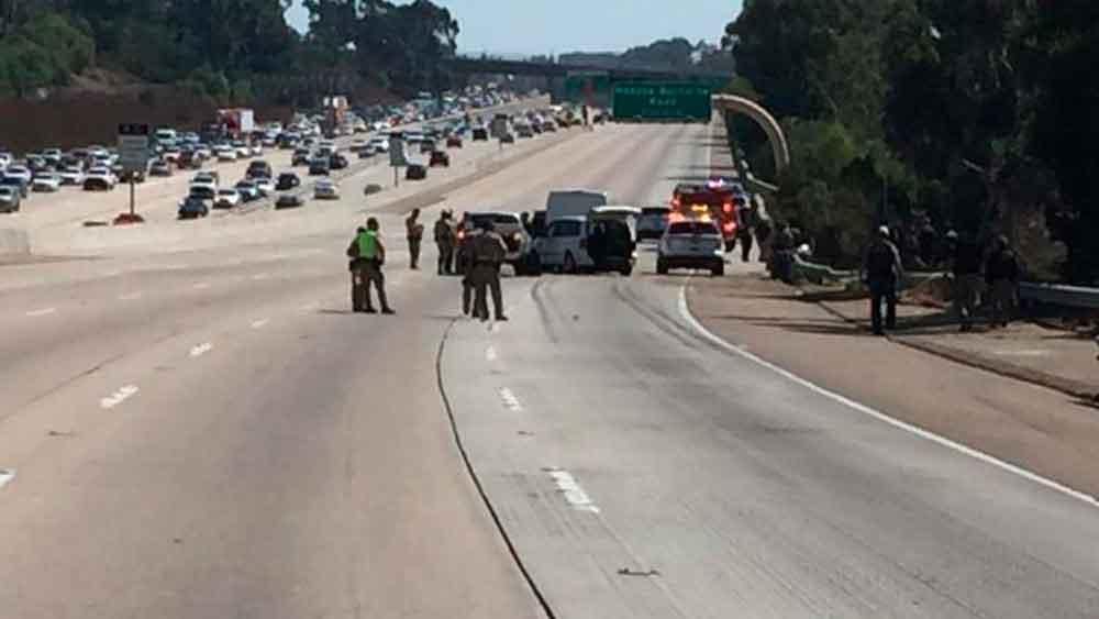 Dos muertos tras fatal accidente en San Diego