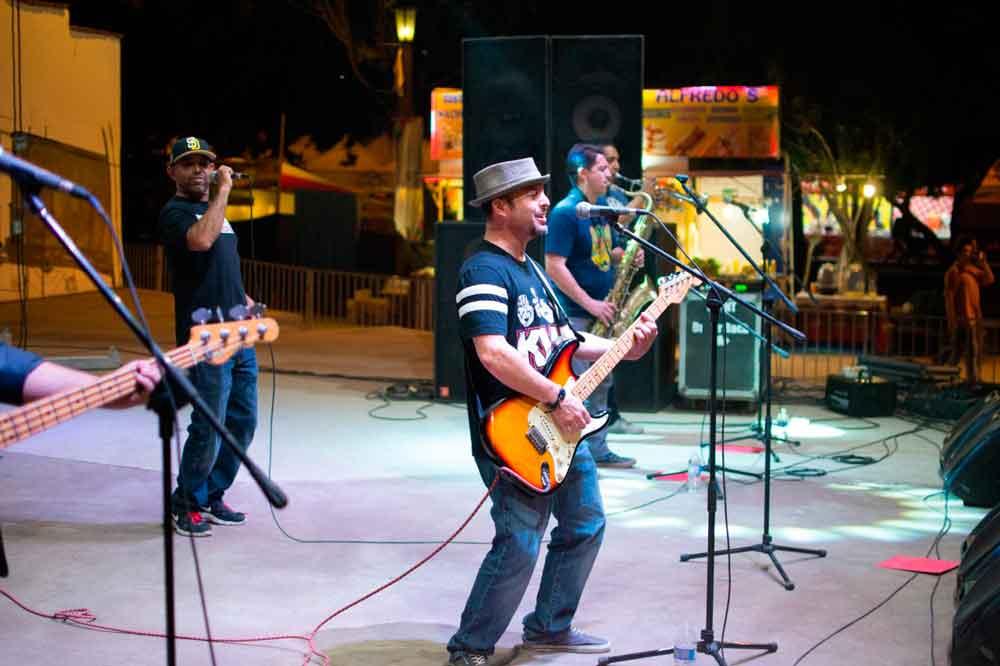 Realizan Festival de Rock en Tecate