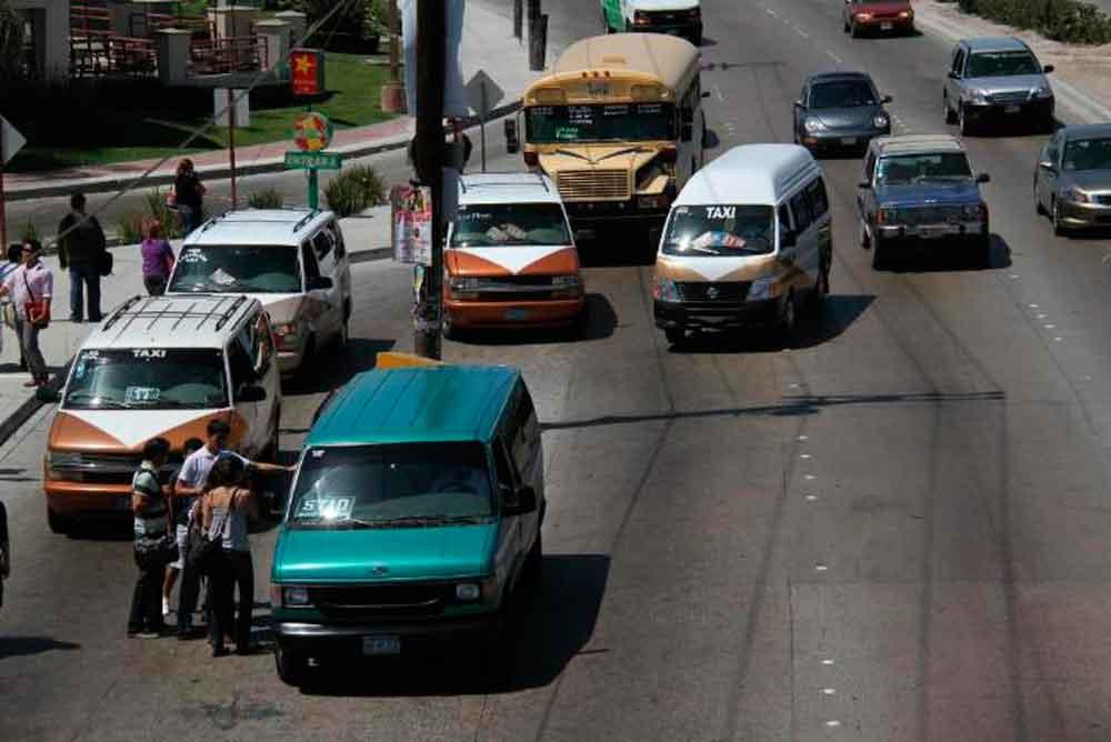 Taxis a UABC deberían cobrar 11 pesos a estudiantes