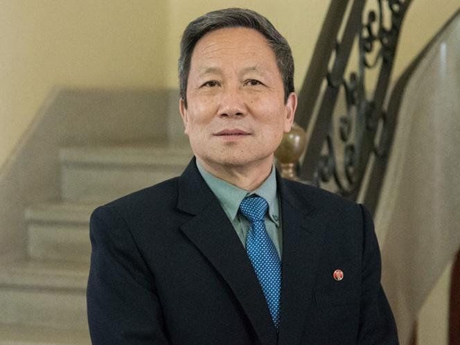 Expulsa México a embajador de Norcorea
