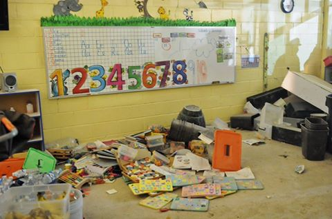 """""""Sismo no dio tiempo, todo vino abajo"""", repetía maestra del colegio Rébsamen a padres de familias"""