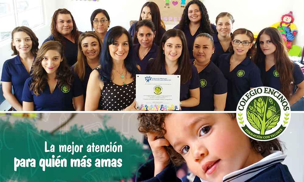Reconocen a Colegio Encinos como Escuela Filosófica, la primera en Baja California