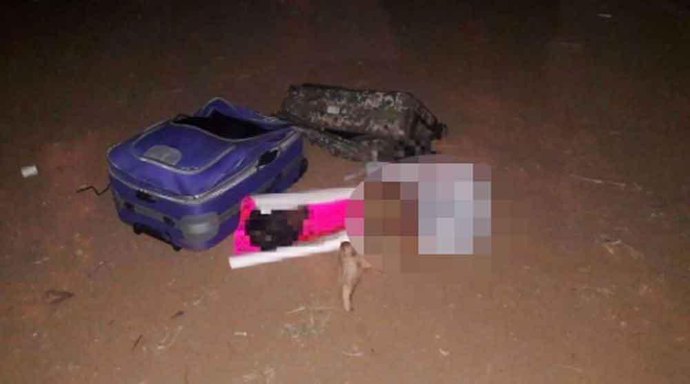 5c0842960 Localizan restos humanos dentro de una maleta en Tijuana – Veraz Informa