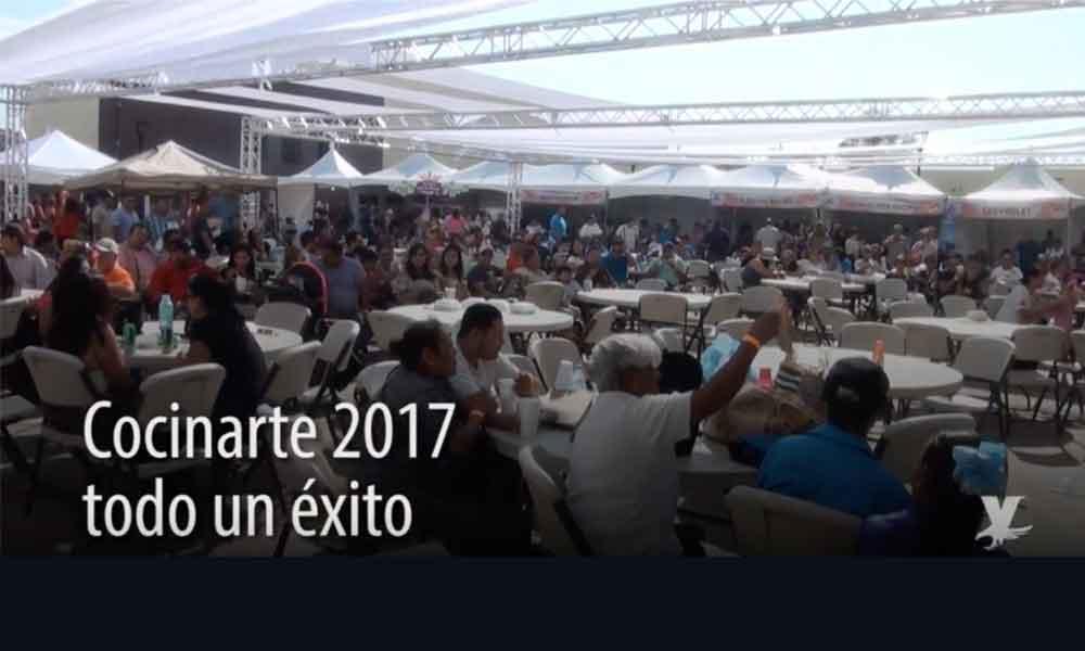 Cocinarte 2017, un éxito de Canaco en Tecate
