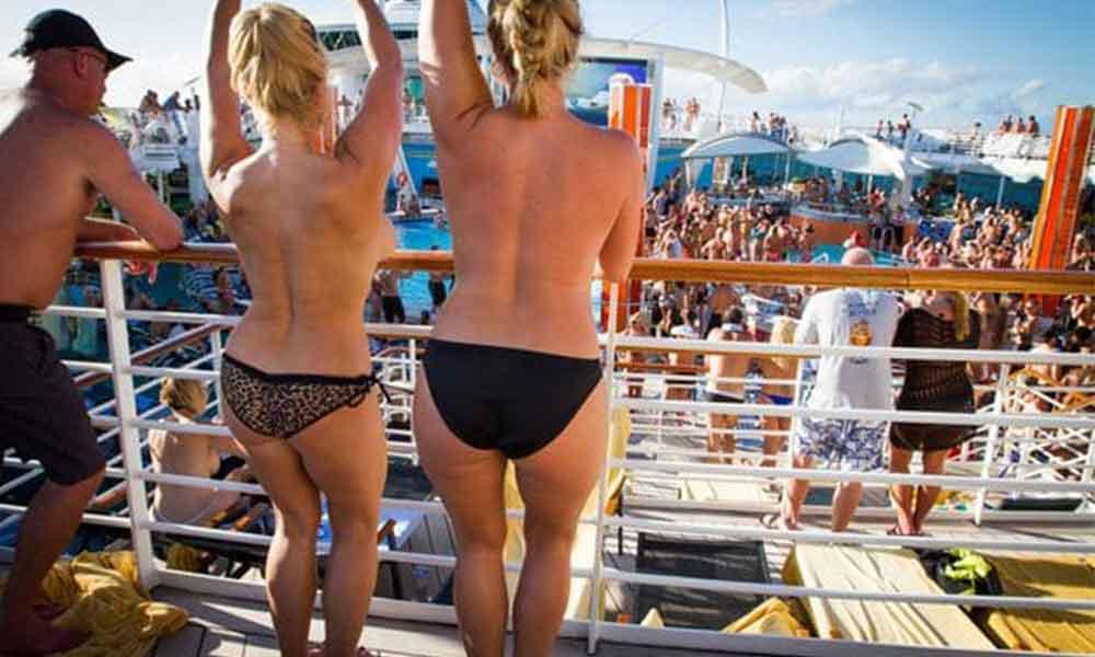 El crucero del sexo llega a Ensenada en octubre, con más de 2 mil swingers a bordo
