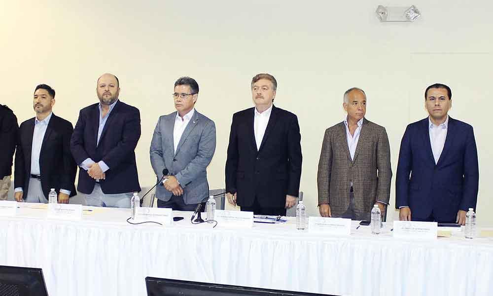 Seguridad, tema prioritario en Baja California: Gobernador Francisco Vega