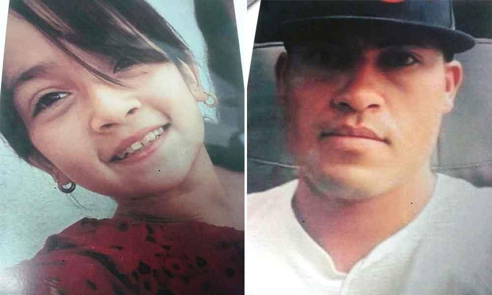 Urge encontrar a padre e hija extraviados en Tijuana, la madre reporta que él es adicto a las drogas