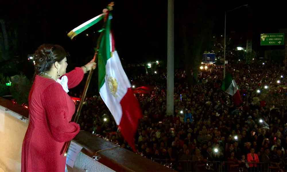 Conmemora Tecate el 207 aniversario de la Independencia de México