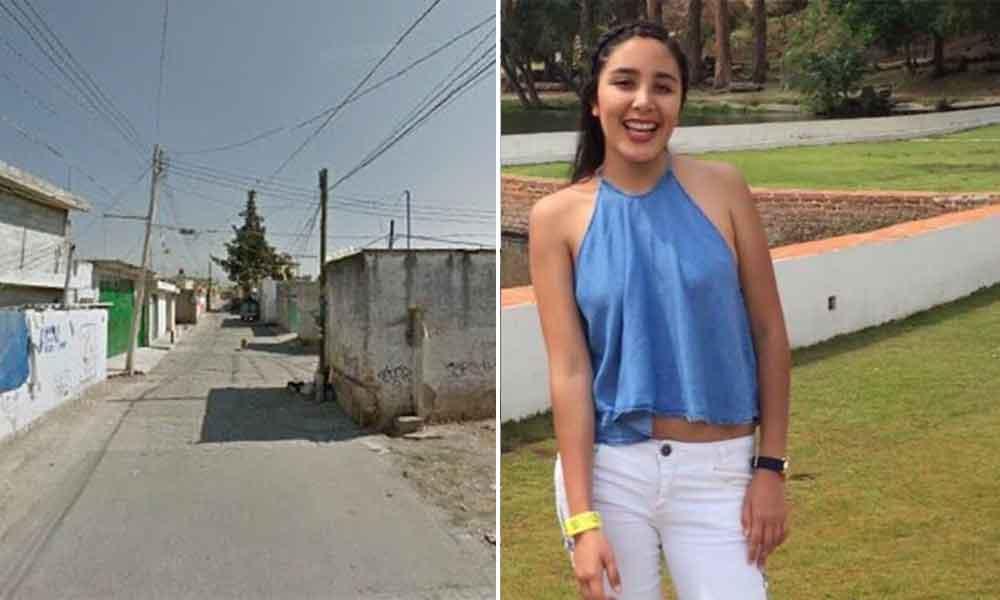 Así fue encontrado el cuerpo de Mara Fernanda, estudiante asesinada