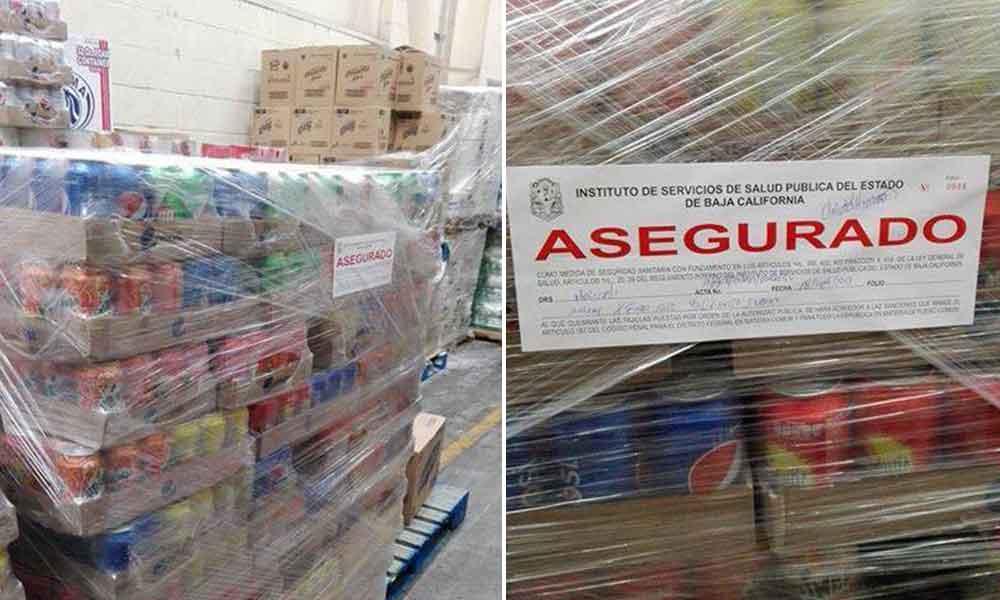 Dan de alta a cinco intoxicados por refresco en Mexicali