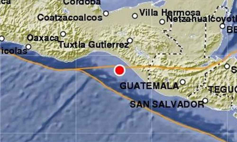 Terremoto de 8 grados sacude México