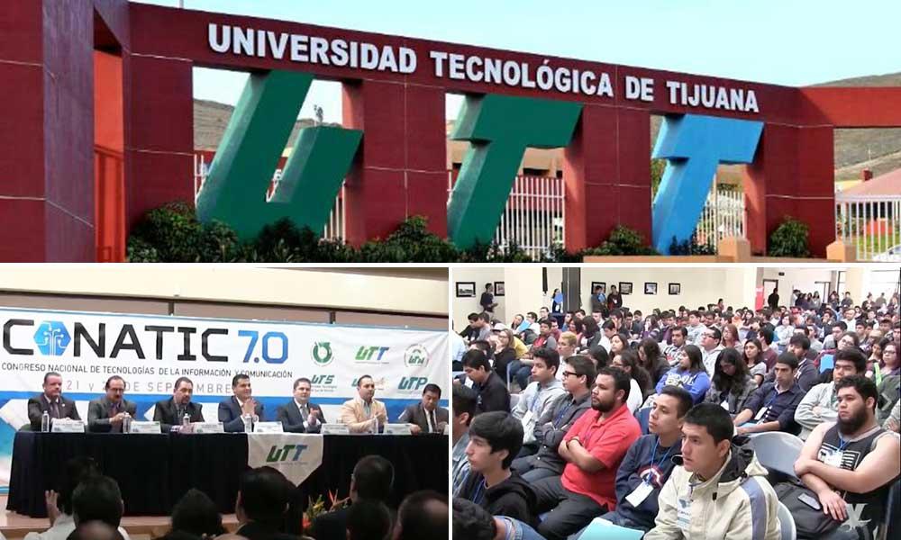 Arranca en UTT el Congreso Nacional de Tecnologías de la Información y Comunicación 2017