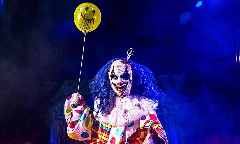 ¿Estás listo para sentir el miedo? El Circo de las Pesadillas vendrá a Tijuana