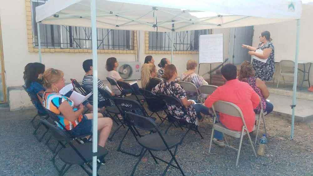 Inicia segundo grupo del taller de crecimiento para la mujer