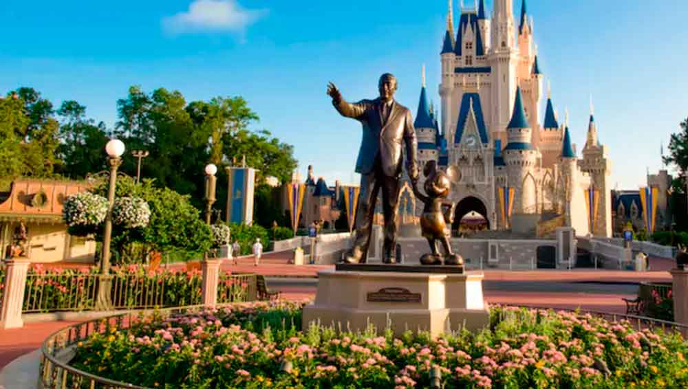 Cierran Disney World por huracán Irma
