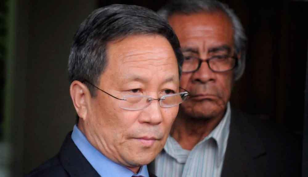 Embajador de Corea del Norte llama 'ignorante' al Gobierno de Peña