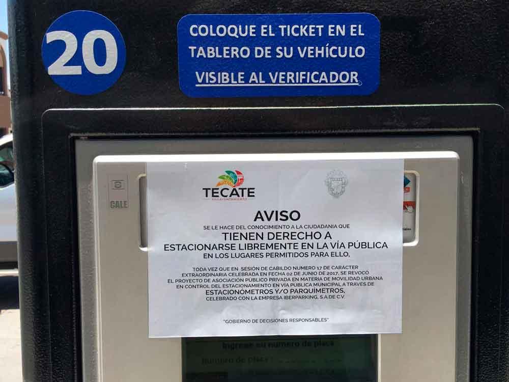 Niega Juez de Amparo suspensión provisional a Iberparking