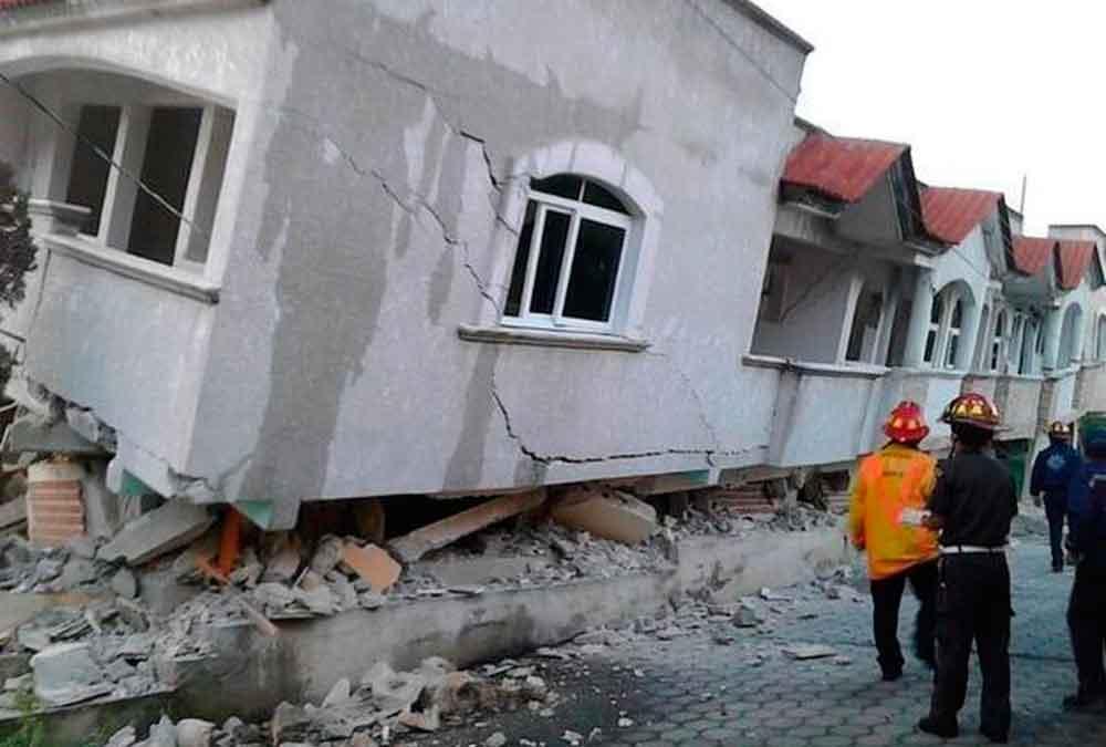 México ya sufrió 1067 réplicas tras sismo