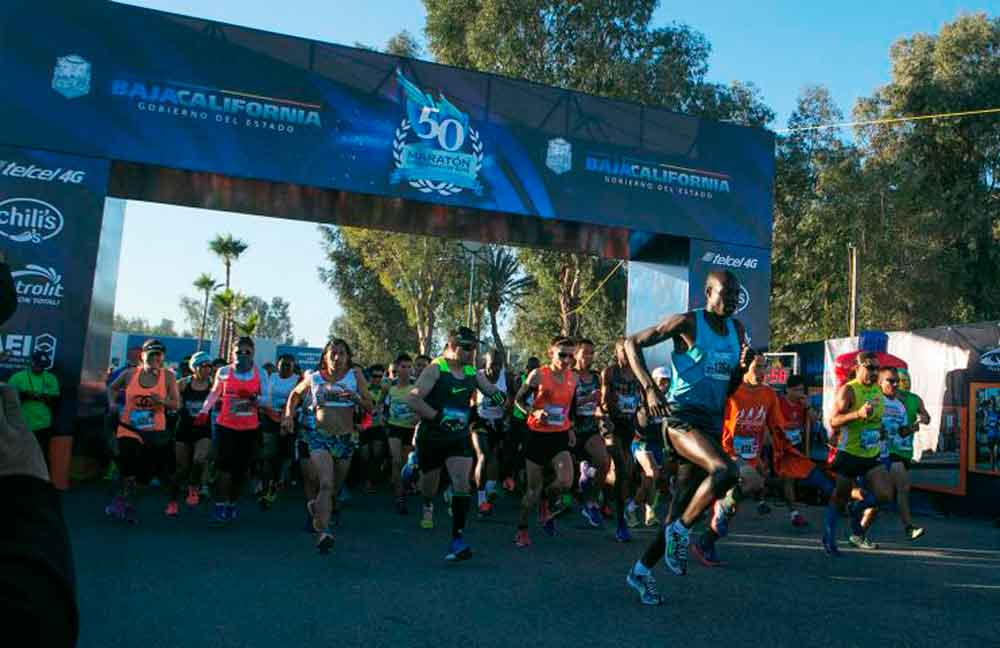 Anuncian el 52 Maratón Gobernador Francisco Vega de Lamadrid