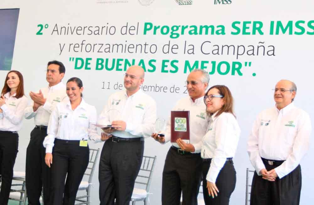 Capacita IMSS a trabajadores para brindar un mejor trato a derechohabientes