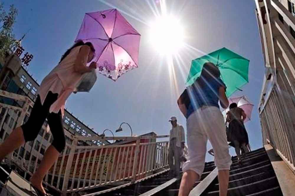 Llegará fuerte ola de calor a Baja California