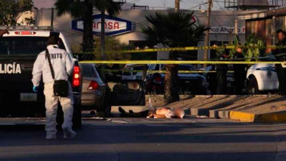 Más de mil asesinatos en Tijuana en lo que va del 2017