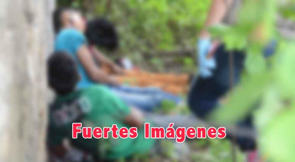 Jóvenes son asesinados a sangre fría en Guerrero; su foto a dado la vuelta al mundo
