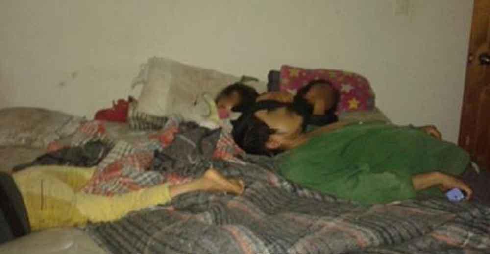 Tragedia: Muere familia completa mientras dormían