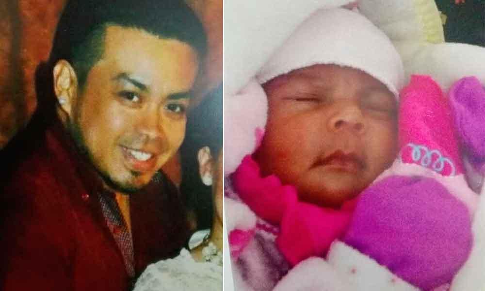 Piden apoyo para localizar a bebé raptada por su padrastro en Tijuana