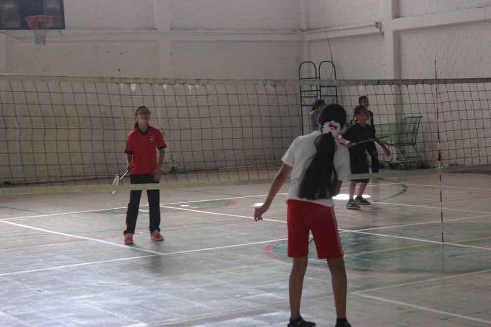 Se llevó a cabo el Primer Torneo Municipal de Badmiton en Tecate