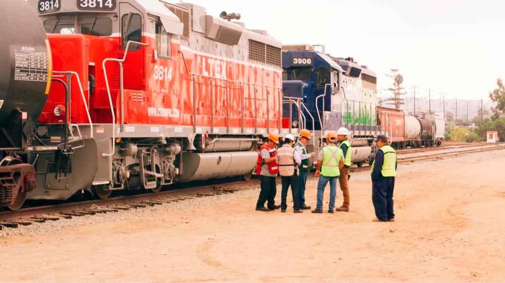 Supervisan operación y mantenimiento de la vía corta Tijuana-Tecate
