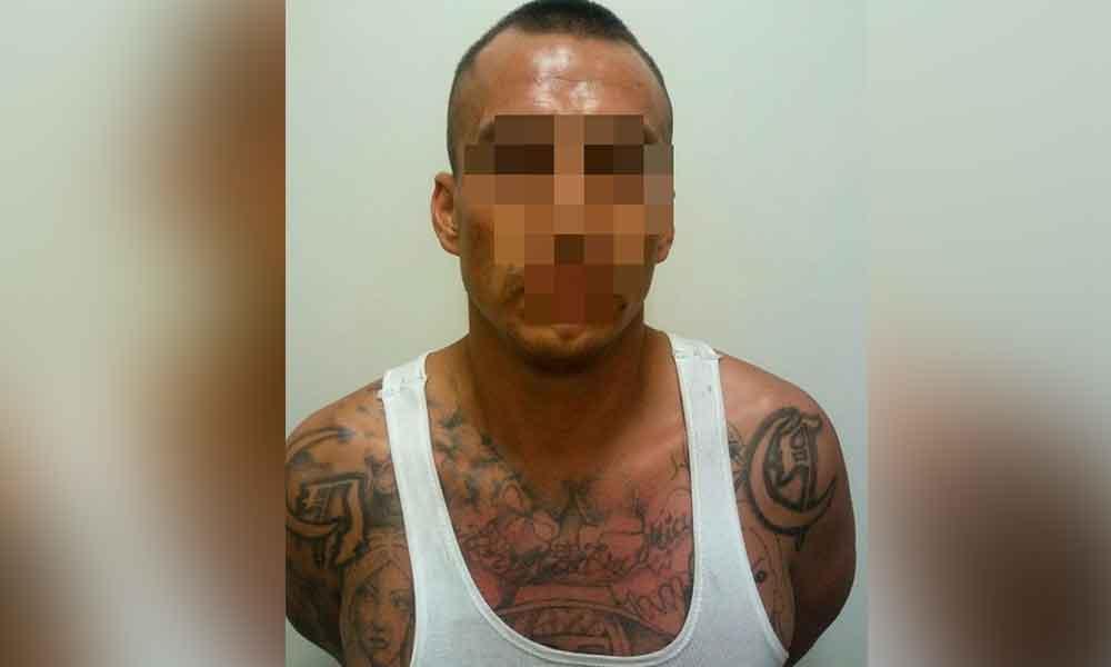 Cae peligroso violador en Tijuana