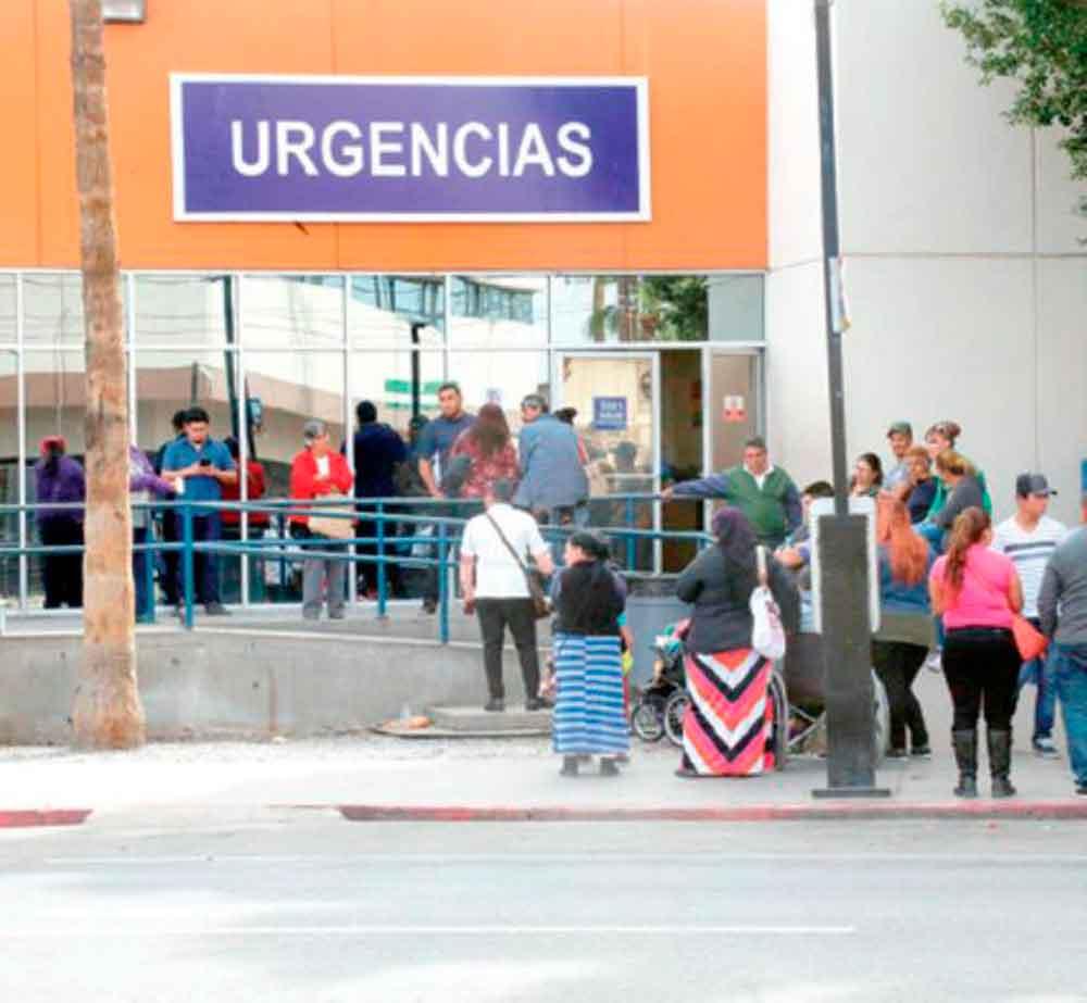 Sospechosa muerte de niño de 1 año en Hospital General de Mexicali