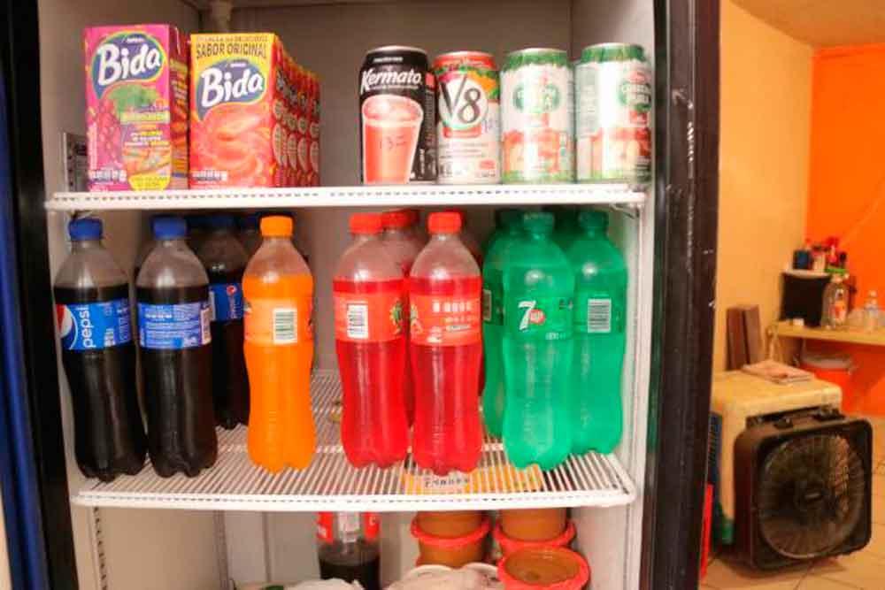 Lote de refresco que se consumió en Mexicali se produjo en Hermosillo
