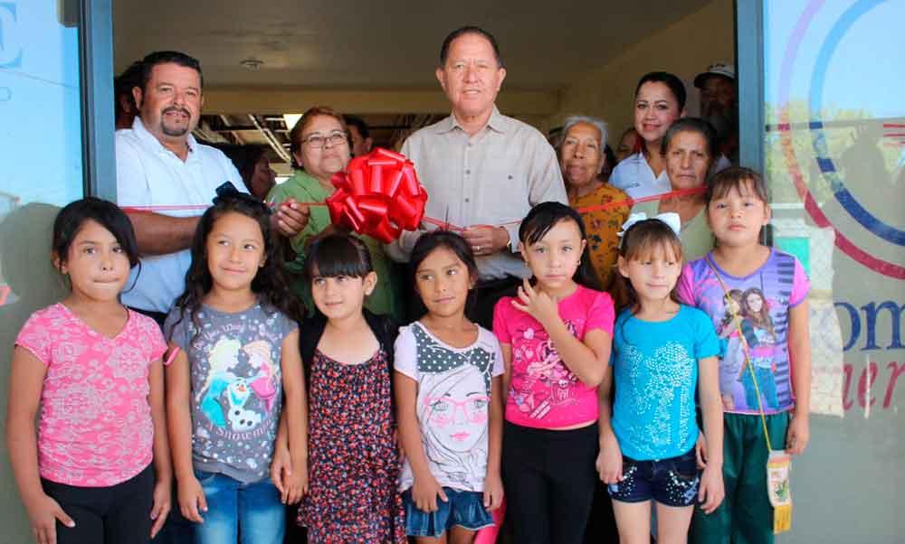 Pone en marcha DIF Tecate Comedor Comunitario en La Rumorosa