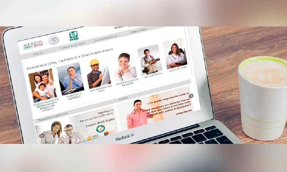 Avanza programa de citas médicas por internet en el IMSS