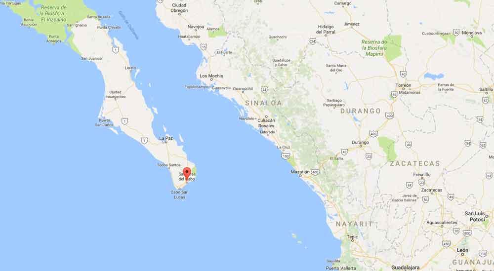 Se registra sismo de 5.1 grados en Baja California Sur
