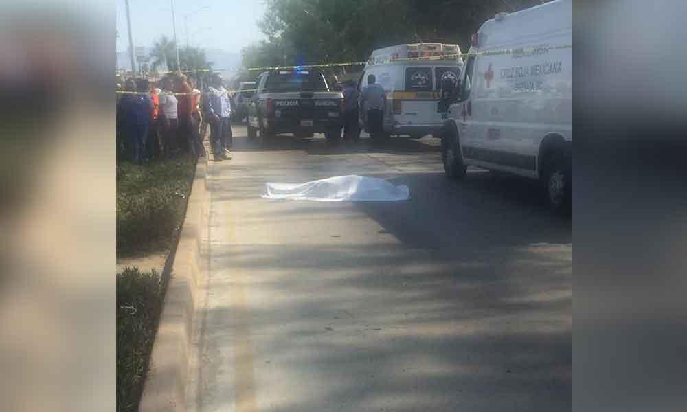 Muere atropellada alumna del CBTis en Ensenada