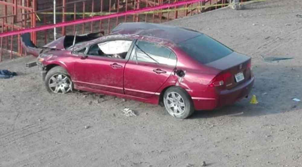 Muere menor de 14 años tras choque en carretera Tijuana-Rosarito