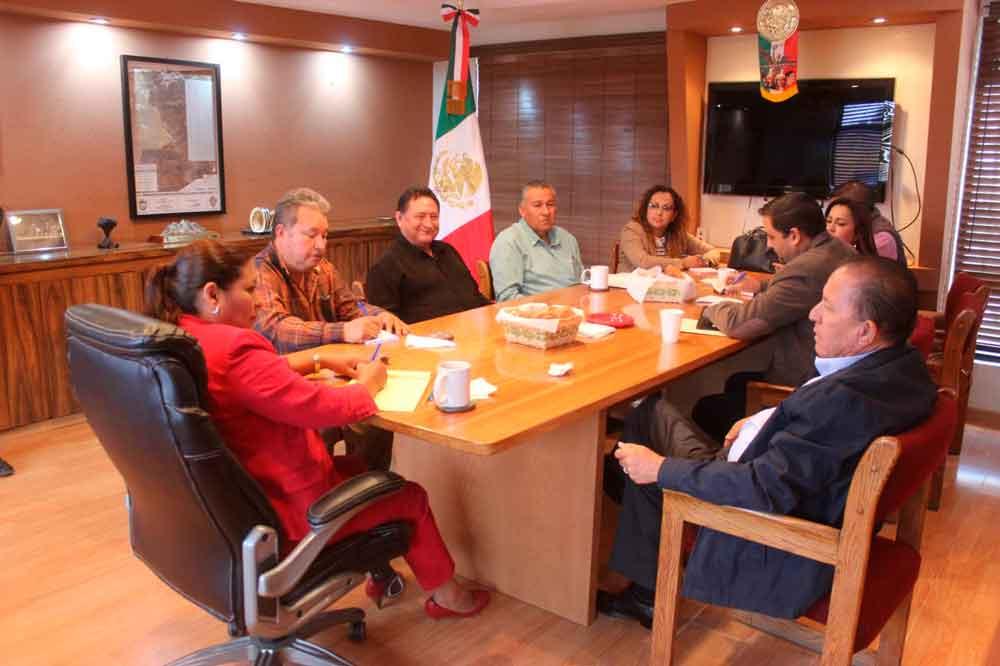Coordina Ayuntamiento trabajos de limpieza en La Rumorosa