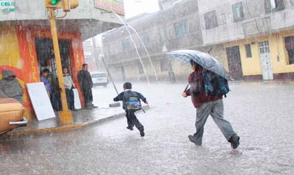Depresión tropical podría afectar a Baja California