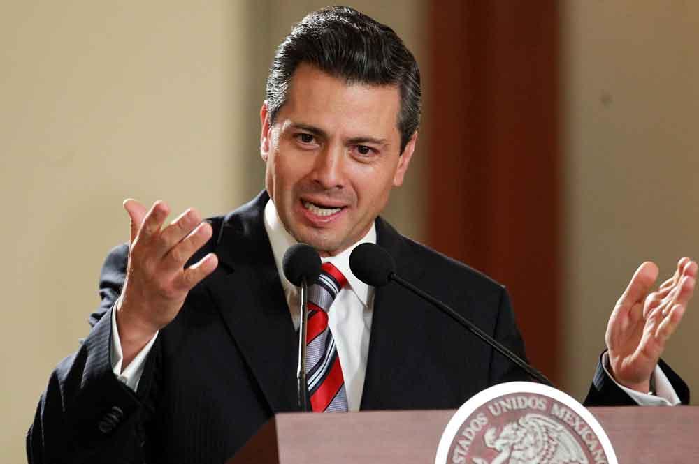 Confirma Peña Nieto su retiro de la política terminando la Presidencia