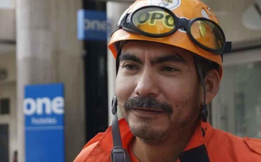 DIF Coahuila despide a Topo Azteca por ir a salvar vidas