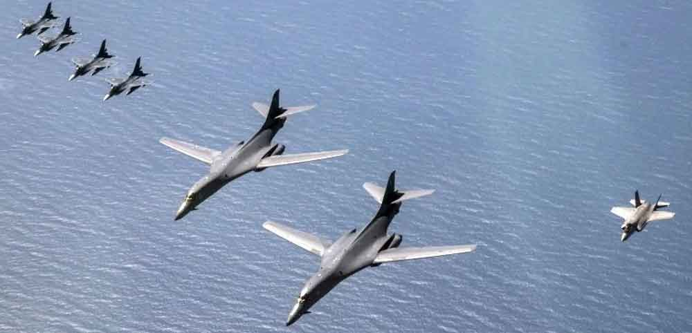 Peligrosos movimientos de Corea del Norte por vuelos de EU